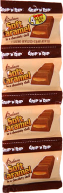 Palmer Grip 'n' Rip Soft Caramel in a Chocolaty Shell