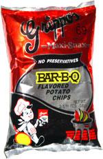 Grippo's Maxi-Snax Bar-B-Q Potato Chips