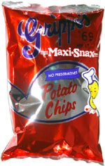 Grippo S Maxi Snax Potato Chips