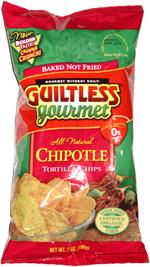 Guiltless Gourmet Chipotle Tortilla Chips