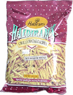 Haldiram's Chilli Chatak Lachha Hot Potatoe Sticks