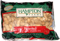 Hampton Farms Roasted No Salt Peanuts