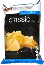 Hannaford Potato Chips Classic