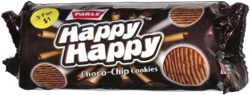 Happy Happy Choco-Chip Cookies