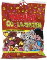 Haribo Coala-Tatzen
