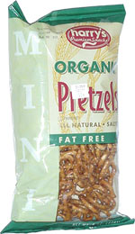 Harry's Organic Mini Pretzels