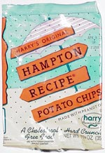 Harry's Original Hampton Recipe Potato Chips