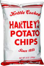 Hartley's Potato Chips