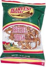 Harvest Road Pretzel Thins