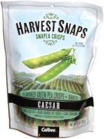 Harvest Snaps Snapea Crisps Caesar