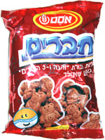 Osem Haverim Goldilocks and the Three Bears Chocolate Cookies