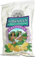 Flavor Destinations Hawaiian Kettle Style Potato Chips Original