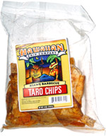 Hawaiian Chip Company Kiawe Barbecue Taro Chips