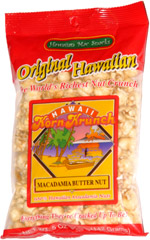 Hawaiian Korn Krunch Macadamia Butter Nut