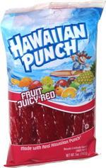 Hawaiian Punch Fruit Juicy Red Candy Twists