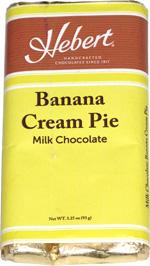 Hebert Banana Cream Pie Milk Chocolate