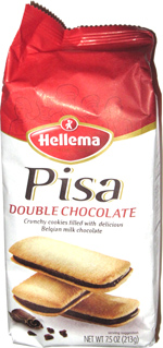 Hellema Pisa Double Chocolate