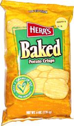 Herr's Baked Potato Crisps