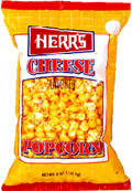 Herr's Cheese Popcorn