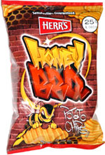Herr's Honey BBQ Potato Chips