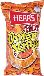 Herr's Hot Onion Rings