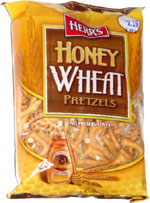 Herr's Honey Wheat Pretzels