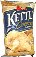 Herr's Kettle Cooked Potato Chips