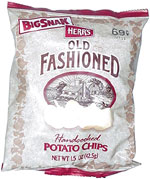 Herr's Old Fashioned Handcooked Potato Chips