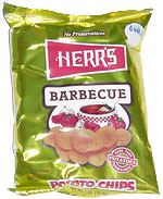 Herr's Barbecue Potato Chips