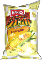 Herr's Fire Roasted Sweet Corn Flavored Popcorn