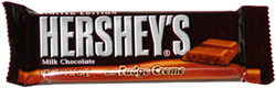 Hershey's Milk Chocolate with Fudge Creme