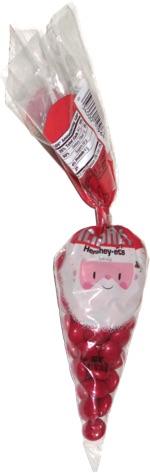 Hershey-ets Santa bag