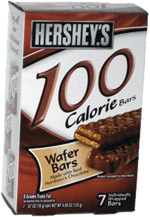 Hershey's 100 Calorie Wafer Bars