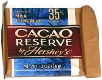 Cacao Reserve by Hershey's Premium Milk Chocolate
