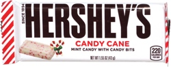 Hershey's Candy Cane Creme with Candy Bits