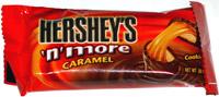 Hershey's 'n' More Caramel Cookie Bar