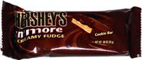Hershey's 'n' More Creamy Fudge Cookie Bar