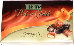 Hershey's Pot of Gold Caramels Collection