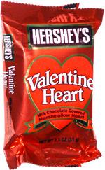 Hershey's Valentine Heart