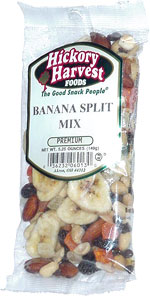 Hickory Harvest Premium Banana Split Mix