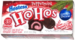 Hostess Peppermint HoHos