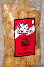 Hog's Heaven Hot Pork Rinds