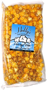 Holly's Gourmet Popcorn Chicago Style Cheezy/Caramel Mix