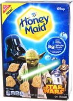 Honey Maid Star Wars