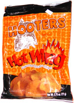 Hooters Hot Wing Flavored Potato Chips