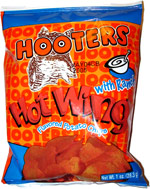 Hooters Hot Wing with Ranch Potato Chips
