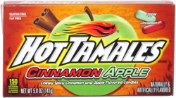 Hot Tamales Cinnamon Apple