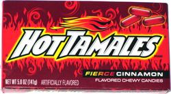 Hot Tamales Fierce Cinnamon