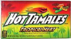 Hot Tamales Tropical Heat