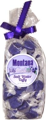 Montana Wild Huckleberry Salt Water Taffy